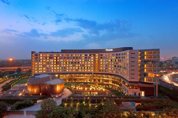 The Westin Gurgaon New Delhi voted amongst top hotels in India in Conde Nast Traveler Readers' Choice Awards 2016