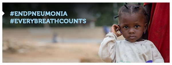 Every Breath Counts Campaign Strives to Reduce Pneumonia in Nigeria
