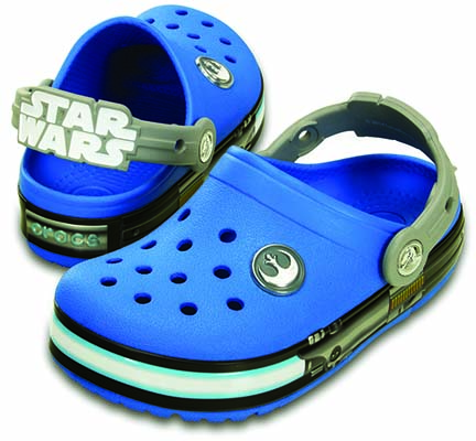 Crocs' Disney Star Wars Collection is here!