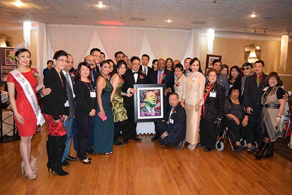 "Asian American Advisory Council celebrates its 15th ""CRYSTAL"" ANNIVERSARY"
