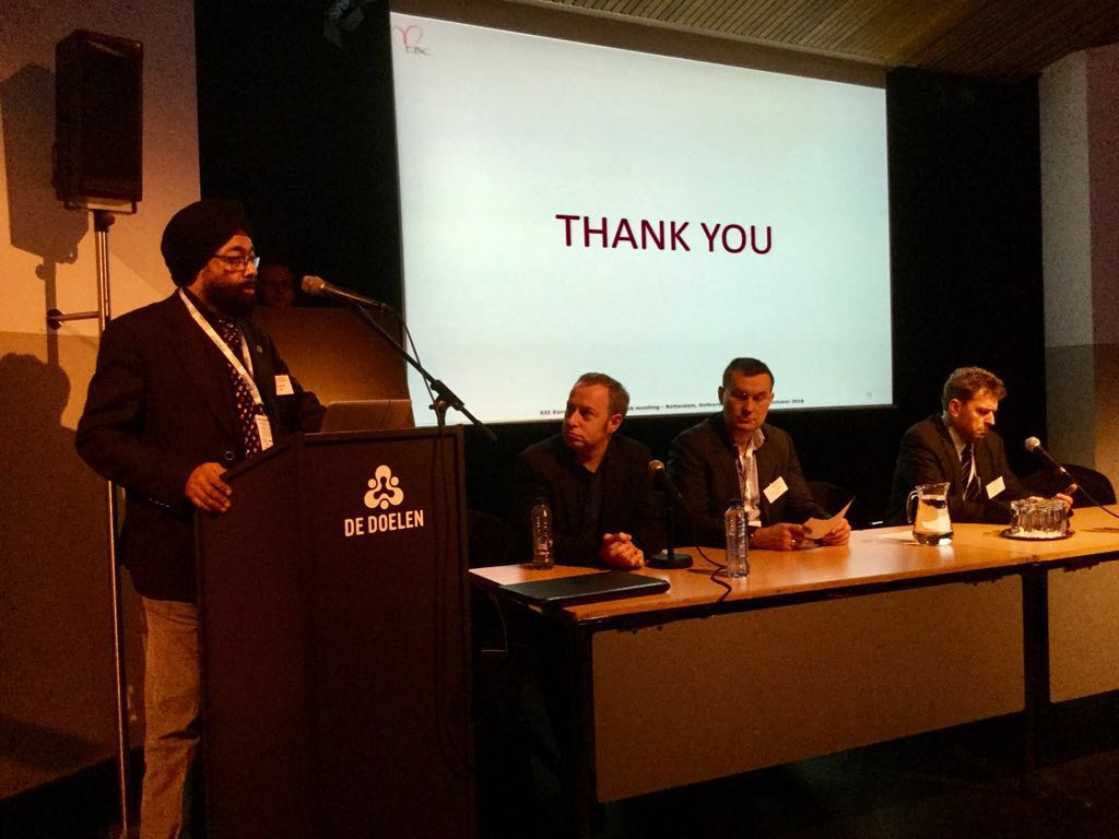 Pune cardiologist presents breakthrough rotational atherectomy success at cardiology event in the Netherlands