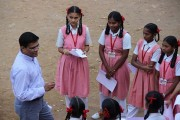 2200 Godrej Group employees focus on improving teaching – learning experience in schools this Global Volunteering Day