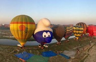 Taj Balloon Festival amazes and exhilarates the city of Agra