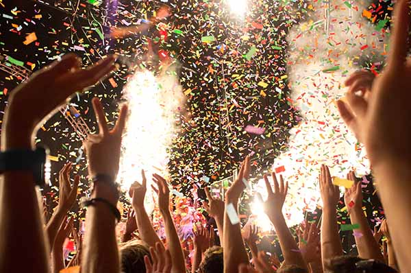 Hyatt Pune: Double the party spirit this New Year's Eve