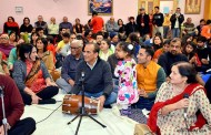 Lohri festival: Celebrations of richness and magnificence at Hari Om Mandir