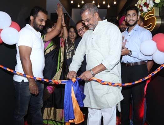 Fitness is my funda for success - Nana Patekar