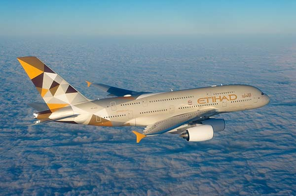 ETIHAD AIRWAYS SWISS FLIGHTS BECOME ALL-BOEING 787 DREAMLINER SERVICES