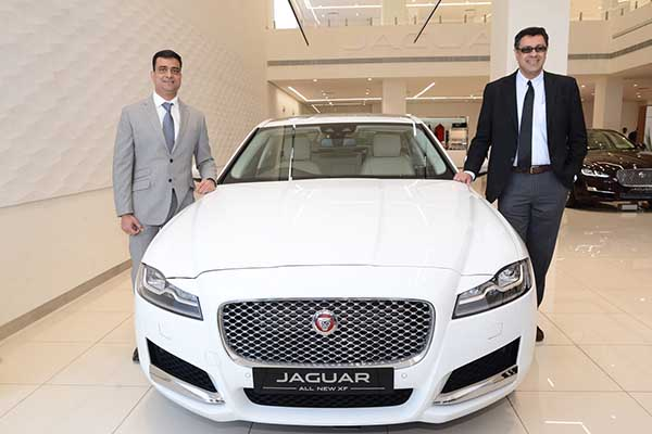 Jaguar Land Rover India Expands Its Network Inaugurates
