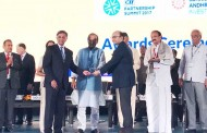 Bharat Forge awarded the prestigious TIME India Global Manufacturer for the Year 2017