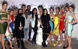 Designer Sanaa Khan launched her fashion label- Sanaa Khan fashion label which is exclusive wear for women.