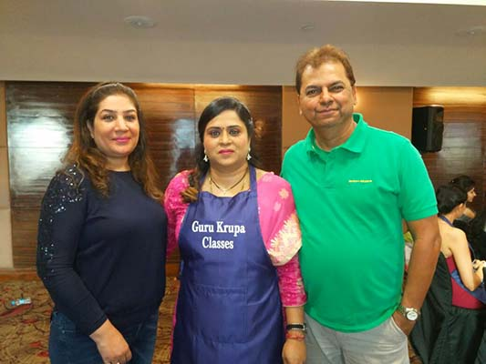Sukkhada Agarwal, owner of Guru Krupa talks about her journey from IT to Baking