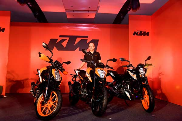 All-new KTM Dukes launched 390 Duke, 250 Duke and 200 Duke