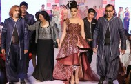 Buzjay fashion in jaipur couture show, from Barkha