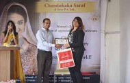 Chandu Kaka Saraf Jewellers Honors Lady Entrepreneurs