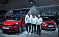 Style meets bold elegance at the Tata Motors Pavilion at the 87th Geneva International Motor Show
