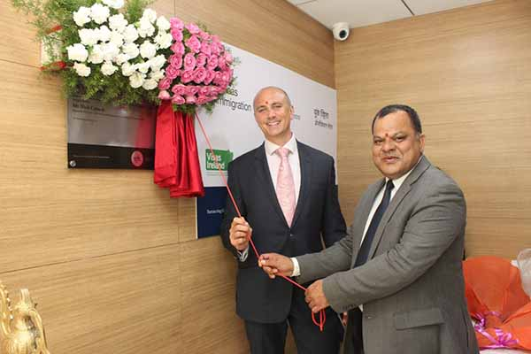 New UK Visa Application Centre formally inaugurated in Pune today