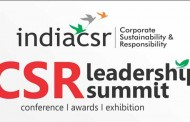India CSR Leadership Summit: Acknowledging Professionalism, Inspiring Excellence