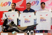 Honda NAVi Goa Hunt 2017 Organized by Goa Tourism Development Corporation in association with Honda Motorcycle & Scooter India