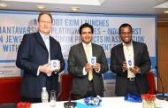 Muthoot Exim Launches India's First Non Jewellery Platinum Products in Association with the WPIC