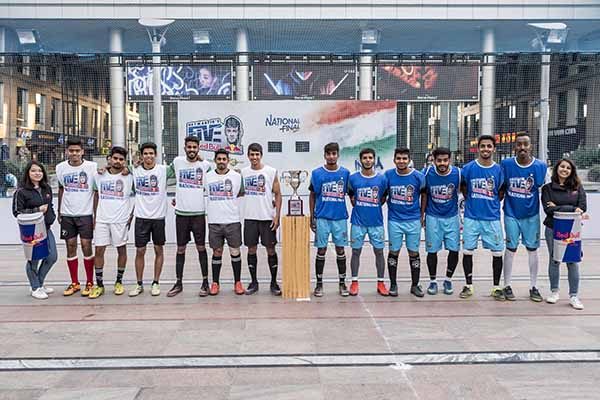 Hyderabad Sporting FC emerged as National Champions of Neymar Jr's Five