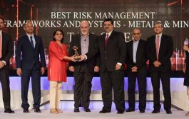 Tata Steel wins award for the 'Best Risk Management Practice'