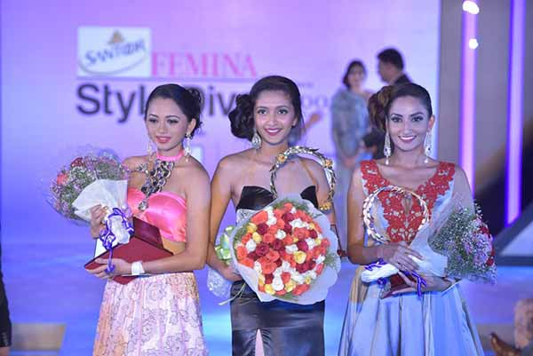 MANIPAL GIRL ASHNA GURAV WINS THE SANTOOR FEMINA STYLE DIVA SOUTH 2017