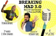 The third edition of Breaking Mad at Wynkk the Lounge on 8th March 2017