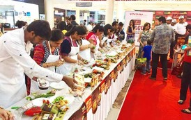 Grand Mumbai Taco Challenge Organized by Cornitos at Viviana Mall, Thane
