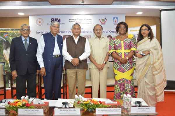 Investment climate conducive in Congo says Gen. Singh