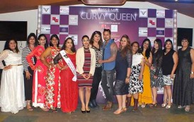Pune women show that size is just a number : Miss & Mrs Curvy Queen 2017