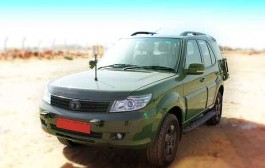 Tata Safari STORME's into the Indian Army with the initial order for 3192 units