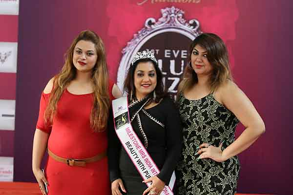 Miss & Mrs Curvy Queen 2017 Aurangabad auditions: Aurangabad Women Show That Size Does Not Matter