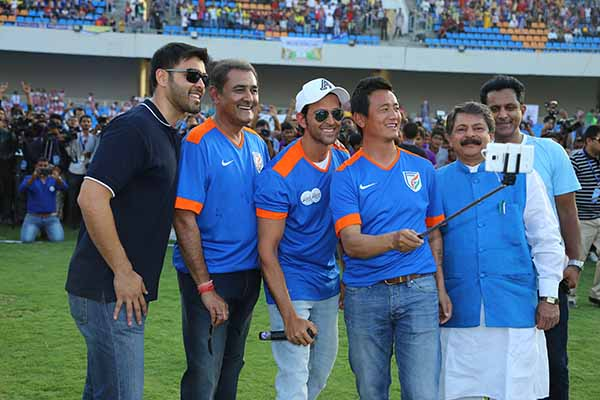 Indian football's MXIM Festival launched at TransStadia, Ahmedabad