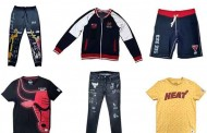NBA collection slam-dunks its way into JACK & JONES!
