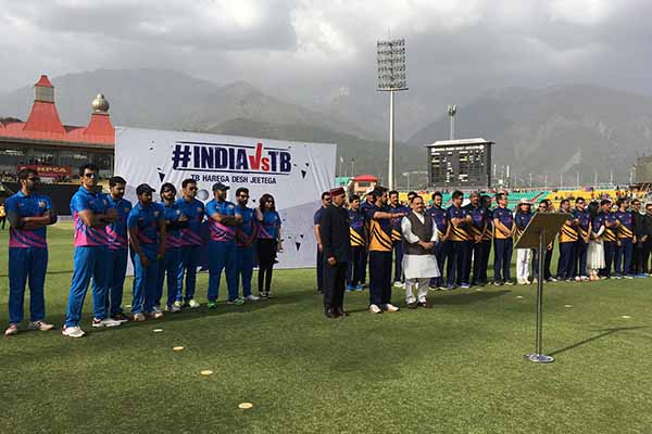Union Health Minister, Parliamentarians, Bollywood Celebs launch TB-Free India Summit in Dharamshala
