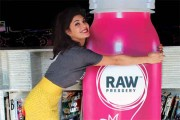 Healthy meets Sexy as Jacqueline Fernandez invests in RAW Pressery