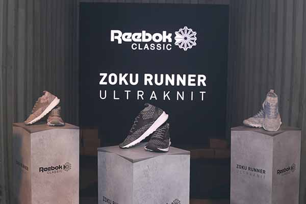 REEBOK CLASSIC LAUNCHES A BRAND NEW CONTEMPORARY SILHOUETTE FOR SS17 – THE ZOKU RUNNER