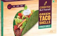 Cornitos introduces two new flavors of Taco shells for the Mexican lovers