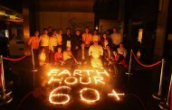 Earth Hour at Sheraton Hyderabad Hotel, Gachibowli