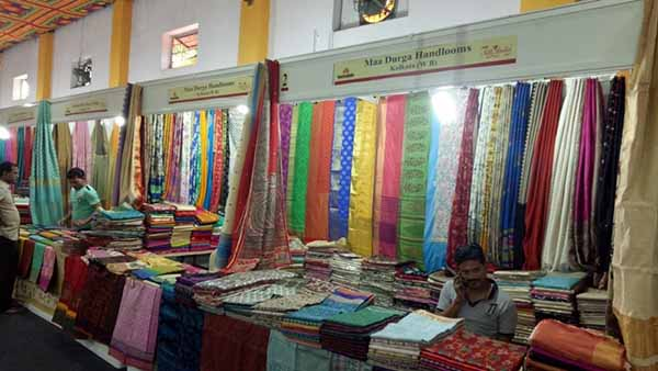 Silk India - 2017 at Sonal Hall, Pune