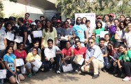 Whistling Woods International students host 'Project Saksham' with an aim to spread social awareness