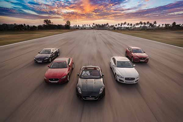 JAGUAR ANNOUNCES THE LAUNCH OF THE ART OF PERFORMANCE TOUR FY 17-18 IN INDIA
