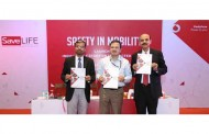 "Vodafone India and SaveLIFE Foundation Promote Safety in Mobility with the launch of India's First ""DISTRACTED DRIVING REPORT"": A study on Mobile Phone Usage, Pattern and Behavior"