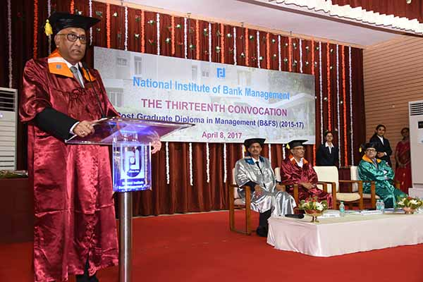 Convocation Day at the NIBM