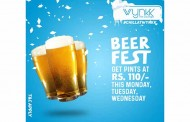 It's hot outside and so we have Cool offers at the Wynkk Beer Fest