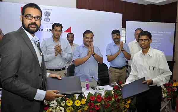 Government of Assam and Tata Trusts collaborate to offer Comprehensive Cancer Care Delivery in the state