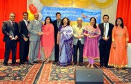 Air India hosted Awards night for Midwest Partners with Vandana Sharma, Regional Manager, Air India