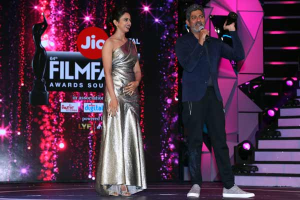 The 64th Jio Filmfare Awards South 2017 honoured the best of the South Film fraternity
