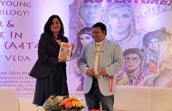 'AdvenChaar, Adventure!' by Author Farookh Shaikh launched at the hands of TV Actress and Producer- Kiran Dubey