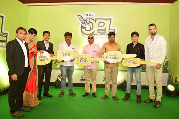 Pune Peshwas win Ola Partners League (OPL) - India's biggest driver partner engagement initiative by Ola